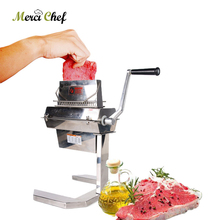 ITOP High Quality Manual Meat Tenderizer Stainless Steel Profession Needle For Steak Kitchen Tools