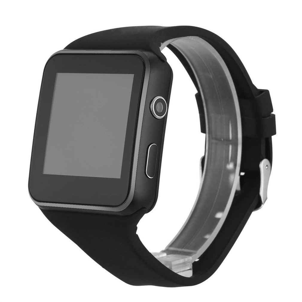 HD Display Smart Watch Message Calls Records BT Dialer Remote Camera Anti Lost Pedometer Sleep Monitor Bracelet Smart Watch