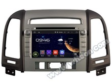 WITSON Quad core  Android OS 5.1 CAR RADIO DVD for HYUNDAI NEW SANTA FE 2012 Capacitive touch screen Built in 16GB Flash+GIFT