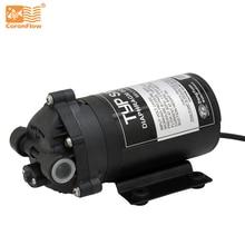 Coronwater 75 gpd 자체 프라이밍 RO 워터 부스터 펌프, 역삼 투 시스템, 저장 탱크 SP2766