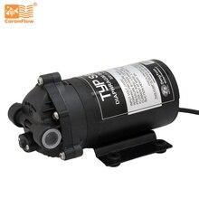 Coronwater 75 gpd kendinden emişli RO hidrofor pompası ters osmoz sistemi için en iyi, depolama tankı SP2766