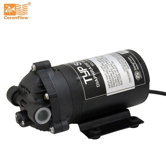 Coronwater 75 gpd逆浸透システムでro水ブースターポンプ自吸式よく、貯蔵タンクSP2766