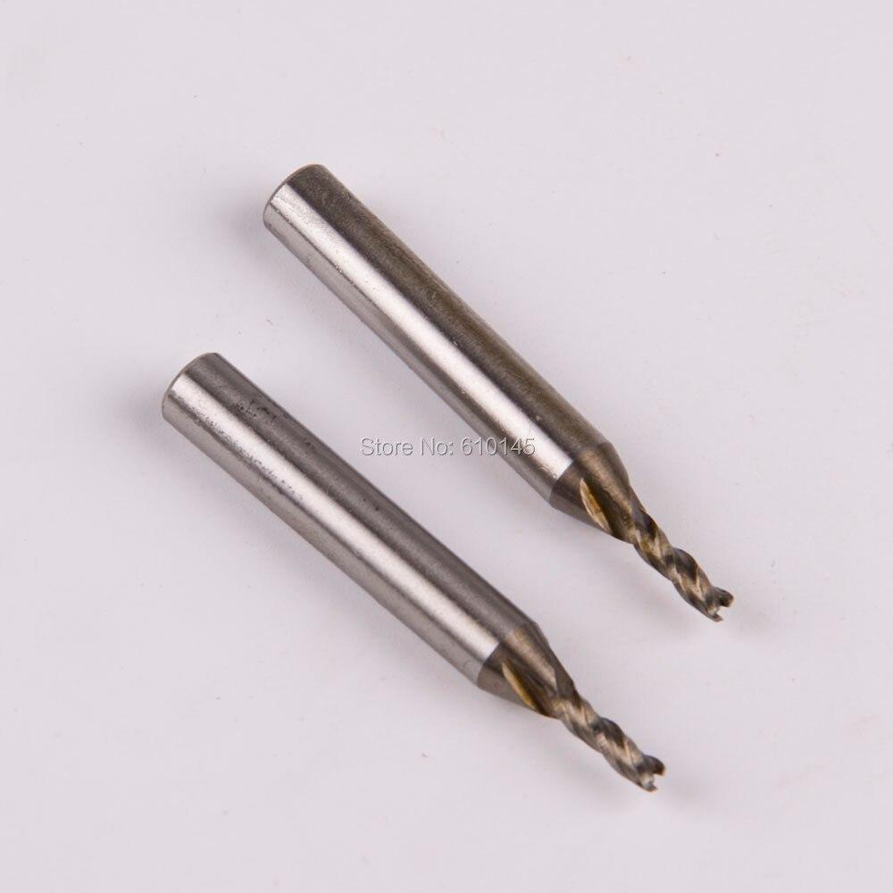 4mm diamond twist drill bit - 5pcs High Quality 2 5mm Supper Key Cutter For Vertical Key Machine 1 5mm Twist