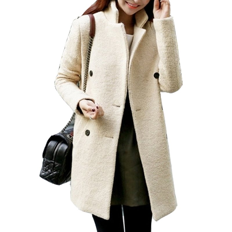 Winter Wool Coats For Women On Sale | Fashion Women's Coat 2017