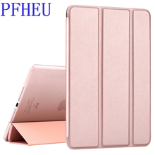 Case for New iPad 9.7 inch 2017 2018, YiPPee Color PU Smart Cover Case Magnet wake up sleep For model A1823 A1822 A1893 A1954