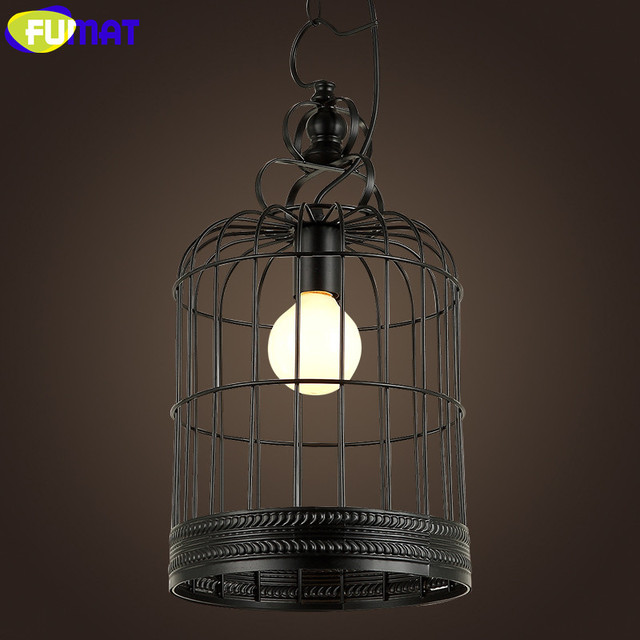 FUMAT Hanglampen Loft Industiral Vintage Hanger Verlichting Badkamer ...