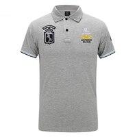 XXXL Cotton Polo Men Air Force Short Sleeve Polos Men S Casual Soft Breathable Fashion Summer