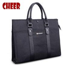 Male bag handbag designer handbags Business Bags high quality men's briefcase laptop bag military bags the tablet gift for a man