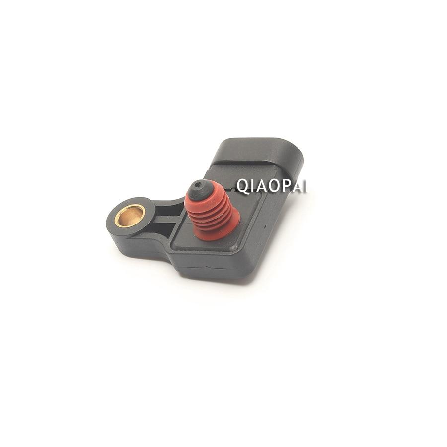 MAP Sensor Intake Air Pressure Sensor 96330547 96276354 96417830 25184081 96482570 For Chevy Aveo 1.4 Daewoo Lanos Rezzo Matiz