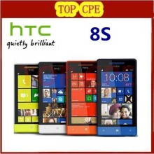 "Refurbished 5MP camera Win8 Unlocked Cell Phone 8S Original HTC Windows Phone 8S A620e GPS WIFI 4.0""TouchScreen"