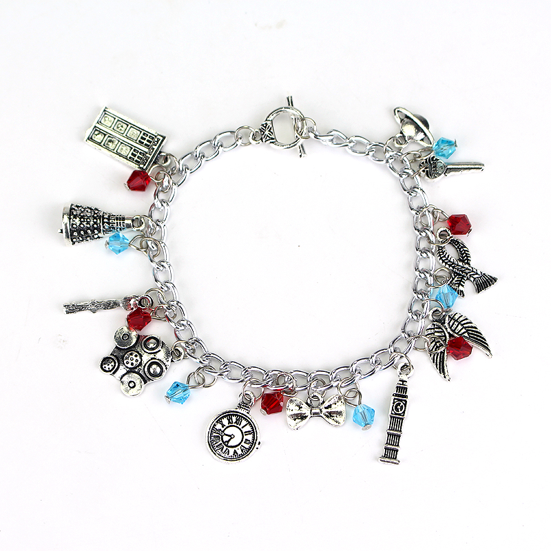 Kids Costumes & Accessories Boys Costume Accessories Cosplay Unisex Charm Bracelet Bangle Supernatural Doctor Who Horcrux Superman Batman Star Wars Zelda Game Of Thrones Justice