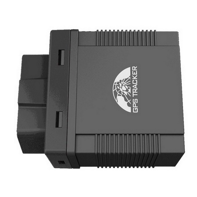 GPS306A OBD Localizador GPS Anti-roubo GPS Rastreador Veicular GPS Rastreador GPS Do Veículo Preto 6.45*5*2.7 cm