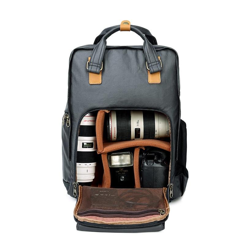 Mark Ryden мужской рюкзак многофункциональный usb зарядка 17 дюймов Сумка для ноутбука большая емкость водонепроницаемые дорожные сумки для мужч... - 3