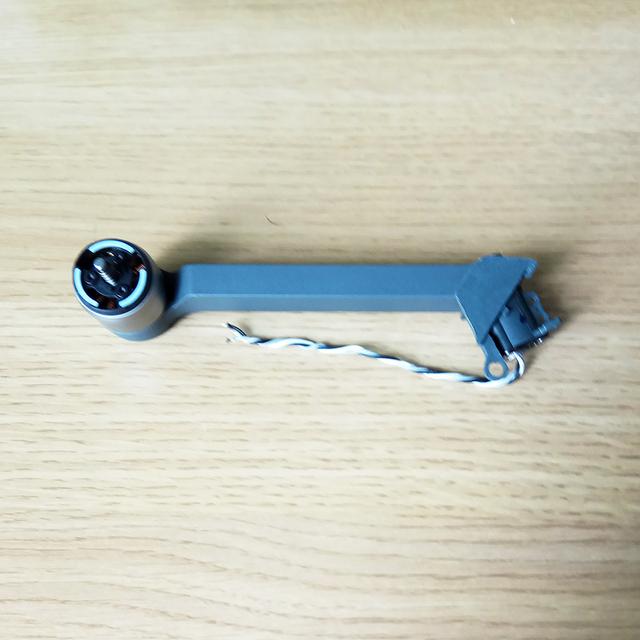 Original USED DJI Mavic Pro Arm Motor Spare Parts Mavic Pro Motor Arm With Cable Repair Replacement
