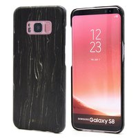 Showkoo 100 Natural Wooden Phone Case For Samsung Galaxy S8 Plus S8 Wood Cover With Kevlar