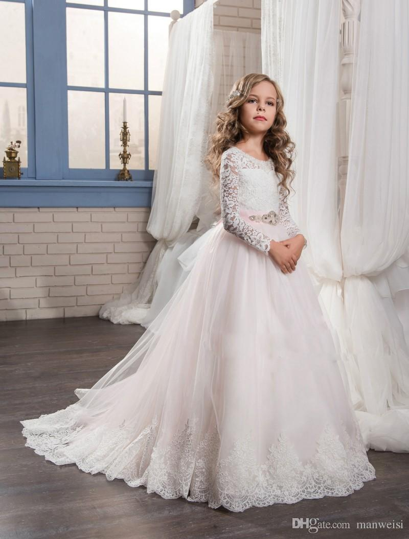 Online buy wholesale pageant sashes from china pageant for Dresses for wedding for kids