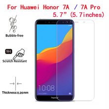 Tempered Glass For Huawei Honor 7A 5.7