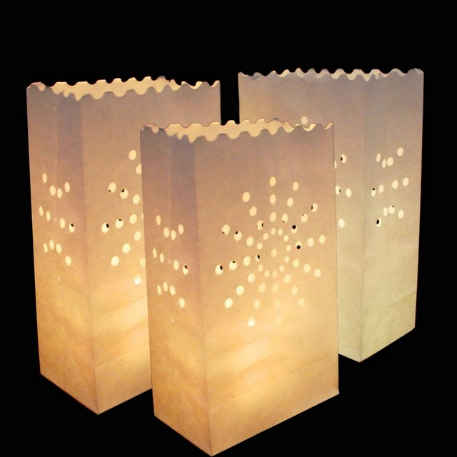 Outdoor Lighting Supplies 20pcslot romantic lantern paper candle bag outdoor lighting candles 20pcslot romantic lantern paper candle bag outdoor lighting candles for wedding decorations surprise event workwithnaturefo
