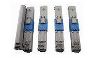 Compatible Toner for OKI C530 C510 MC561 C531 C511 MC562 44973508 44469724 44469723 44469722 Toner Cartridge 7K High Page Yield