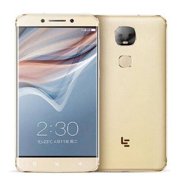 Telefone móvel do núcleo de letv pro3 leeco le pro 3x651 deca 13.0mp câmera traseira dupla smartphone 4 gb ram 32 gb/64 gb rom telefones celulares