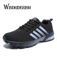 WINDRIDERISM New Arrival Breathable Men Sneakers Fashion Thick Heel Spring Autumn Lace Up Men Casual Shoes Height Increase Shoes