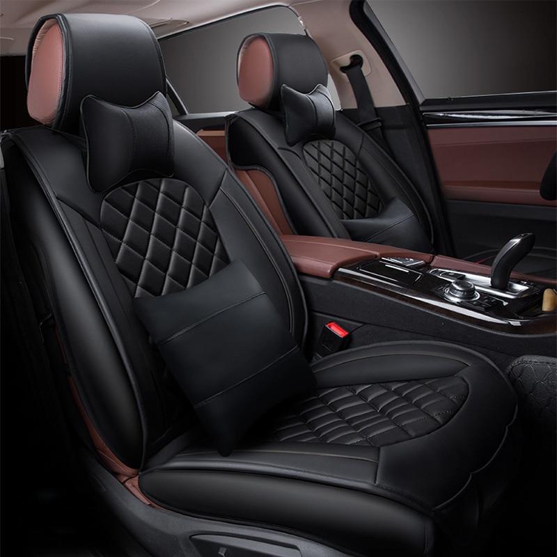 Car Seat Cover Seat Covers For Hyundai Santa Fe Solaris