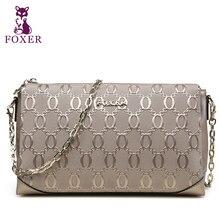 Foxer Fashion Sac A Main Bolsa Feminina Luxury Handbags Women Crossbody Bags Ladies Genuine Leather Shoulder Bag