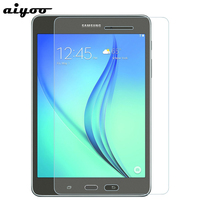 Aiyoo 9H Tempered Glass for Samsung Galaxy Tab A 8.0 T350 T351 T355 Screen Protector Film for Samsung Tab A 8.0 SM-T350 SM-T355