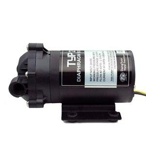 Image 3 - Coronwater 75gpd su filtresi RO hidrofor pompası 2766NH artırmak ters osmoz sistemi basınç