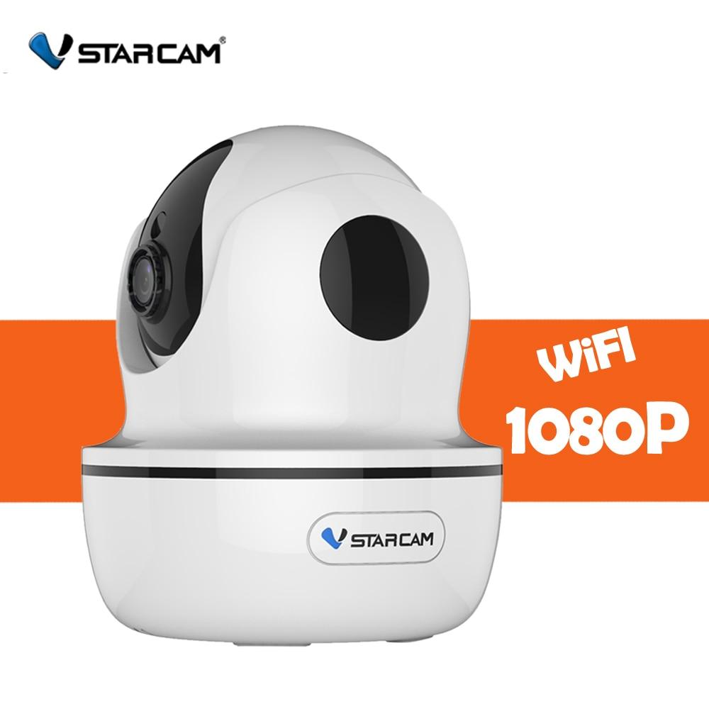 Cámara VStarcam C26S Wifi IP Cámara 1080 P HD cctv cámara de seguridad para el hogar visión nocturna Control remoto dos  audio P2P-in Cámaras de vigilancia from Seguridad y protección on AliExpress - 11.11_Double 11_Singles' Day 1