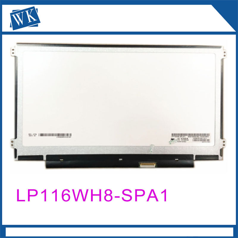 Free shipping LP116WH8 SPA1 LP116WH8-SPA1 11.6 WXGA HD 1366x768 LED LCD Screen Panel IPS EDP 40 PinsFree shipping LP116WH8 SPA1 LP116WH8-SPA1 11.6 WXGA HD 1366x768 LED LCD Screen Panel IPS EDP 40 Pins
