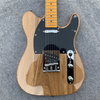 In stock, Elm TELE electric guitar, birthday gift to friends, Seiko production, shipping. Fast delivery 24 hours.