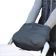 1Pcs Winter Baby Stroller Glove Mother Pushchair Hand Muff Warmer Gloves Waterproof  Baby Carriage Stroller Accessories To Mama