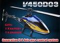 Walkera V450D03 recambios 3D 6 Axis Gyro 6CH sin escobillas helicóptero con DEVO 10 ( regalo libre : baterías + cargador )