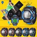Perfect Gift LED Digital Electronic Multifunction Waterproof Child Kids Boy's Girl's Watch Levert dropship Jan13-17