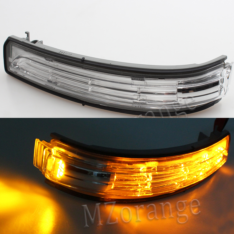 MZORANGE rear view mirror turn signal mirror lights for Mercedes-Benz W169 W245 A160 A180 A200 B160 B180 B200 High Quality mercedes а 160 с пробегом