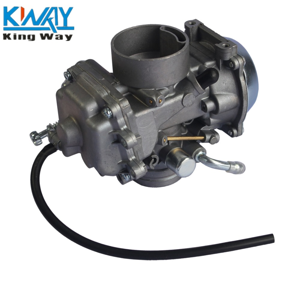 Free Shipping King Way Carburetor For Polaris Sportsman 700 4x4 Atv 2004 Fuel Filter Quad Carb 2002 2003 2005 2006 In Carburetors From Automobiles Motorcycles On