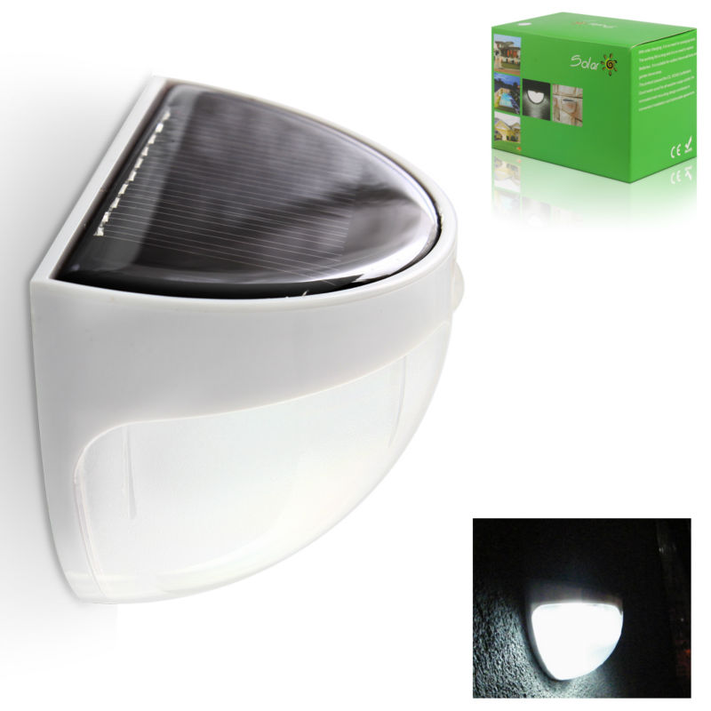 New Generation LED Solar Power Bright PIR Human Body Motion Sensor Induced Home Security Lamp Outdoor Light