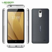Leagoo m5 плюс 5.5 дюймов hd 1280*720 4 г мобильного телефона android 6.0 mt6737 quad core 2 г + 16 г смартфон 13.0mp отпечатков пальцев мобильный телефон