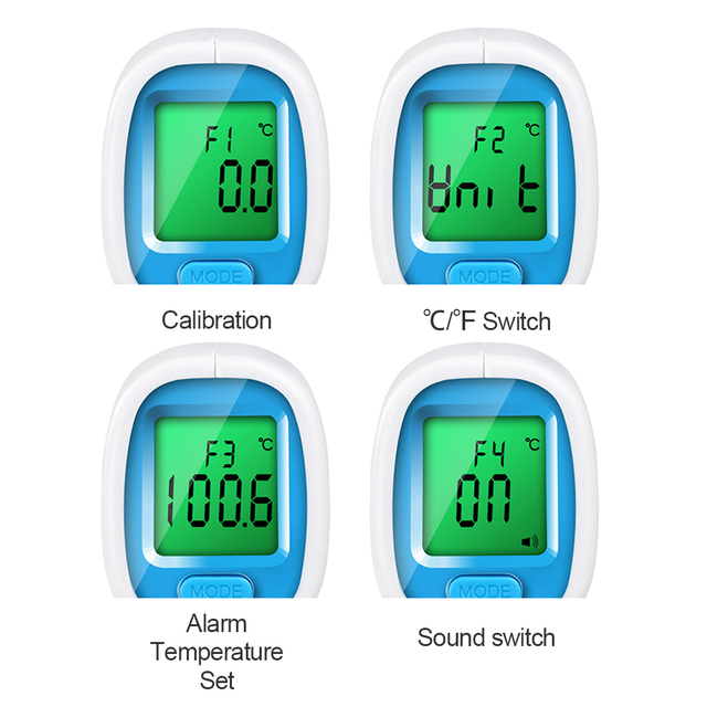 Baby Infrared Digital Thermometers