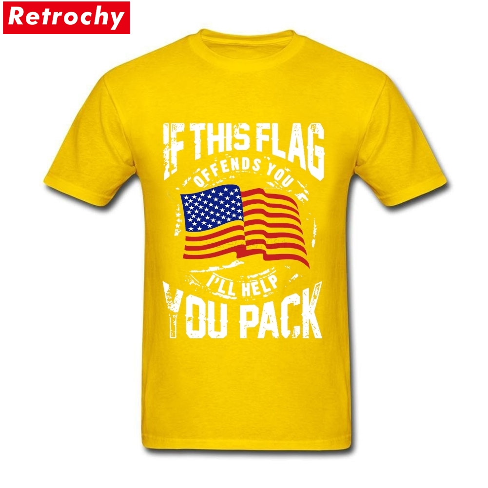 Tee Shirt Sites IF THIS FLAG OFFENS YOU I'LL HELP YOU PACK Custom ...