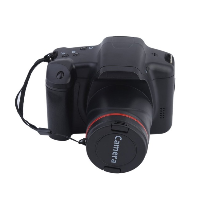 Digital Camera Portable HD CMOS Manual Medium/Long Focus Optical Zoom SLR Operation Home Usage Anti-Shake  Camcorder