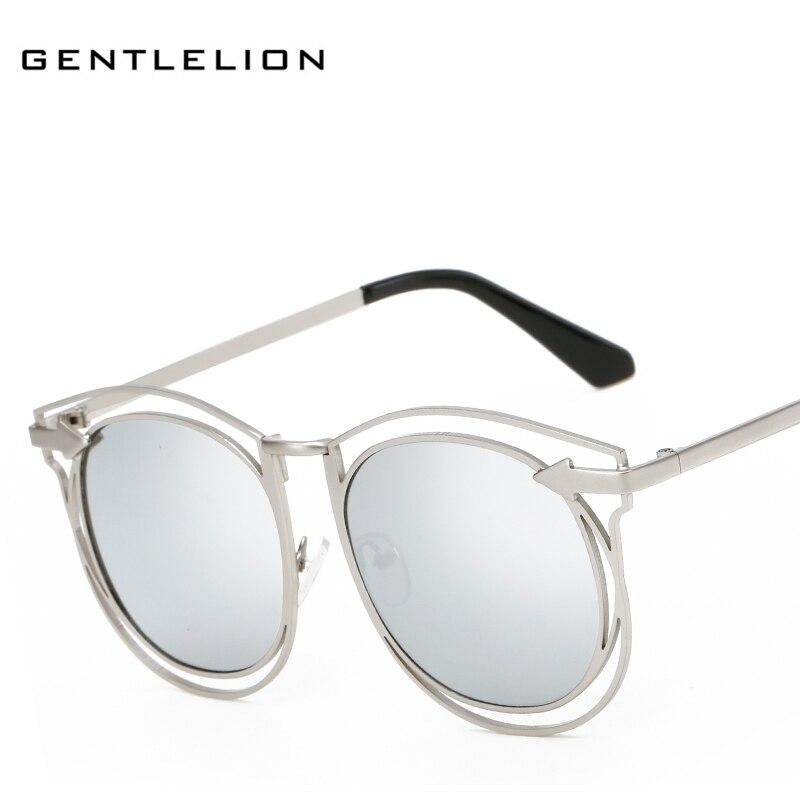 Femmes lunettes de Soleil Mirrorred UV Vintage Flèche Femelle Lunettes de  Soleil Oculos De Sol Feminino Gafas De Sol 2272 961b3a2b625e