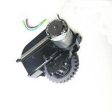 Motor de rueda derecha para Robot aspirador ilife v5 v5s piezas de Robot aspirador ilife v3s x5 v3L V5s, repuesto de rueda