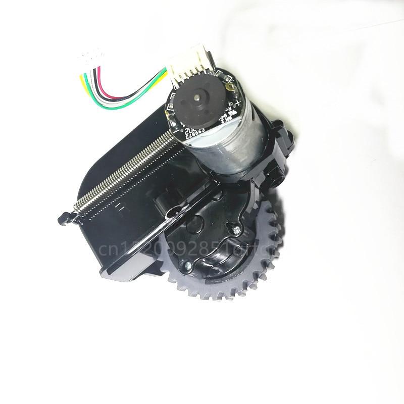 Robot Right Wheel Motor Engine Fit For Ilife V5 V5s Robot Vacuum Cleaner Parts Ilife V3s X5 V3L V5s Wheel Replacement