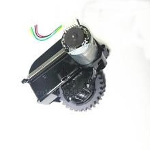 روبوت الحق عجلة المحرك المحرك صالح ل آي لايف v5 v5s جهاز آلي لتنظيف الأتربة أجزاء آي لايف v3s x5 v3L V5s عجلة استبدال