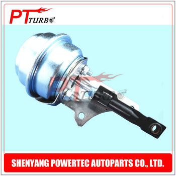 Turbo wastegate actuator GT1749V 717858 / 454231-5007S / 701854 / 701855 / 753959 / 758219 for Audi Seat Skoda VW Ford 1.9 TDi image