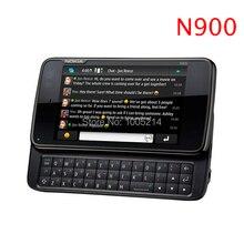 Восстановленное Nokia N900 оригинальный разблокировать телефон GPS WI-FI 5MP 32 ГБ Поддержка встроенной памяти Русская клавиатура