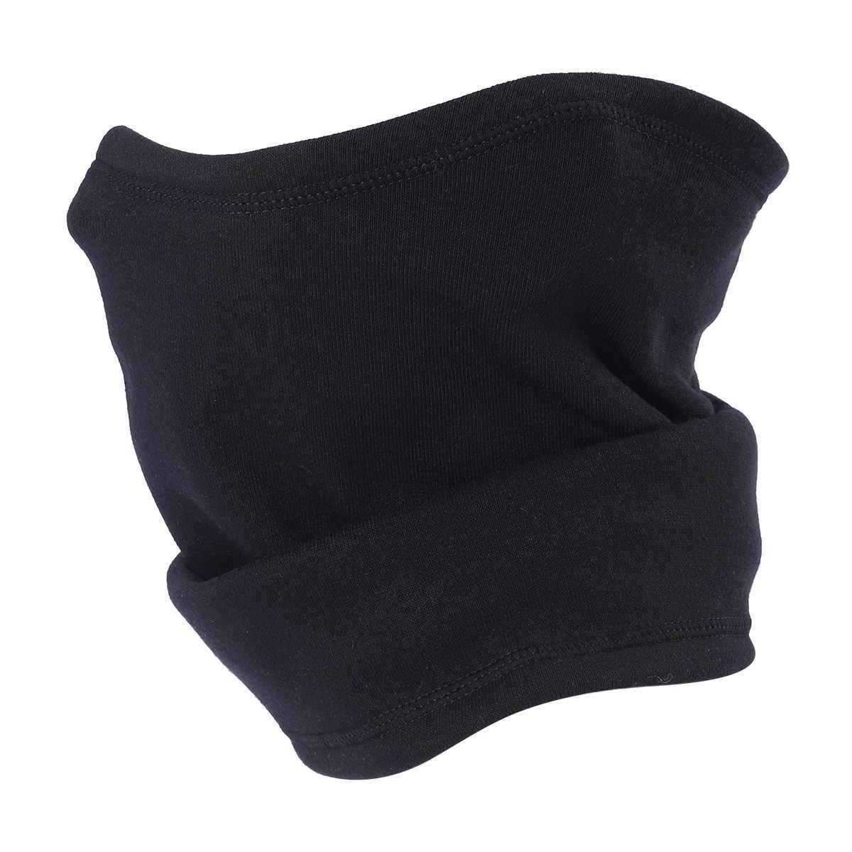 ba3983357aa ... Cold Weather Winter Magic Fleece Headband Neck Gaiter Tube Warmer Half  Face Mask Scarf Hood Snowboard ...