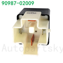 90987-02009 , 56-1901 , 41-5142, AR191, JR31 Relay for Toyota for Camry Corolla for GEO Chevy for Le